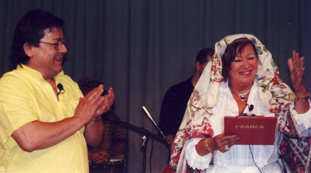 pippo e donna